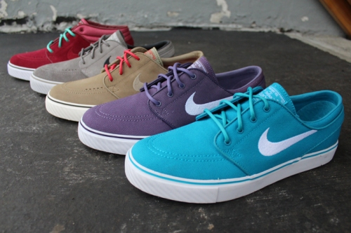 Nike SB end of the year March releases. The newest additions to the SB line all sport an Easter spring like flare to the shoe. Cop or Drop?