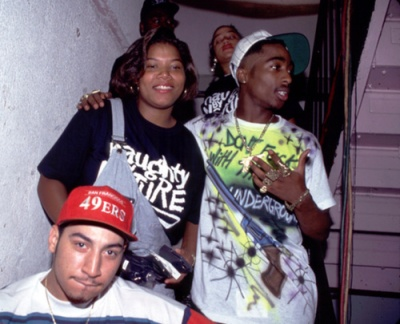 Queen-Latifah-and-Tupac-Walk-Into-a-Gay-Bar...